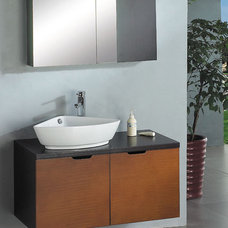 modern bathroom vanities and sink consoles by Atlas International, Inc.