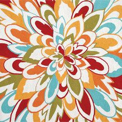 The Rug Market - Bloom area rug -