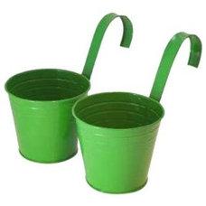 Contemporary Indoor Pots And Planters by Casa.com