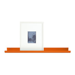 Picture Rails - Add a picture rail! They make switching around art or photos a snap.