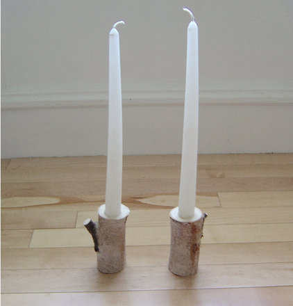 Eclectic Candleholders by Etsy