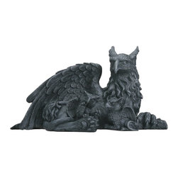 Summit - Griffin with Babies - Collectible Figurine Statue Sculpture Figure - This gorgeous Griffin with Babies - Collectible Figurine Statue Sculpture Figure has the finest details and highest quality you will find anywhere! Griffin with Babies - Collectible Figurine Statue Sculpture Figure is truly remarkable.