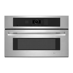 """Jenn-Air® 30"""" Built-In Microwave with Speed-Cook - Achieve much more than reheating with this sleek built-in microwave. It features the Speed-Cook system, which combines the speed of microwave cooking with the even heat of convection cooking and broiling to beautifully cook meat and seafood."""