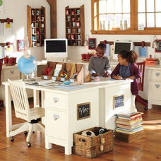Schoolhouse Desk & Hutch Collection | Pottery Barn Kids