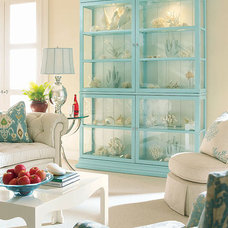 Contemporary Display And Wall Shelves  by Century Furniture