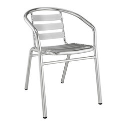 Perch Dining Chair - Define your homestead and empower your space with the Perch Indoor/Outdoor Accent Chair. Ascend levels with conversational partners in an effort to attain communal sustainability. Valued measures of expression generate a protected place to prosper.