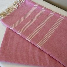 Mediterranean Bath Towels by Etsy