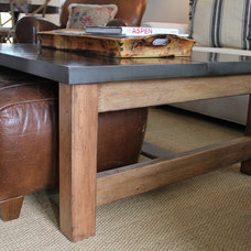 Traditional Coffee Tables by Chalet