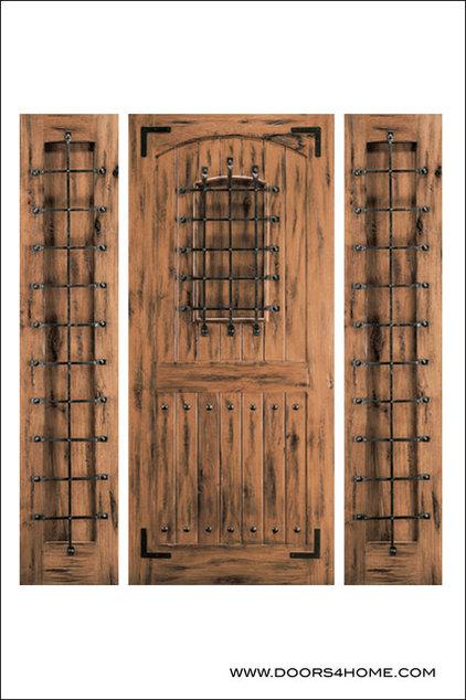 Mediterranean Front Doors by Doors4Home