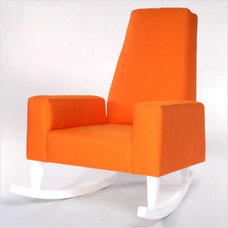 Contemporary Rocking Chairs And Gliders by All Modern Baby