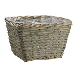 Silk Plants Direct - Silk Plants Direct Basket (Pack of 8) - Silk Plants Direct specializes in manufacturing, design and supply of the most life-like, premium quality artificial plants, trees, flowers, arrangements, topiaries and containers for home, office and commercial use. Our Basket includes the following:
