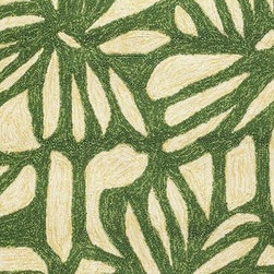 "Surya - Indoor/Outdoor Storm Hallway Runner 2'6""x8' Runner Spruce Green Area Rug - The Storm area rug Collection offers an affordable assortment of Indoor/Outdoor stylings. Storm features a blend of natural Spruce Green color. Hand Hooked of 100% Polypropylene the Storm Collection is an intriguing compliment to any decor."