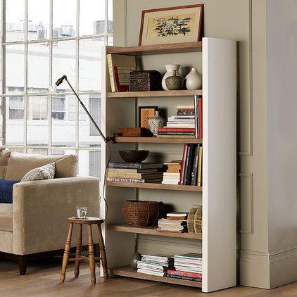 Modern Wall Shelves by West Elm