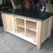 Kitchen Islands And Kitchen Carts by Fitzgeralds