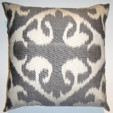 Eclectic Decorative Pillows by Fabricadabra