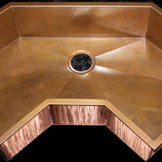 Eclectic Kitchen Sinks by Rachiele, LLC