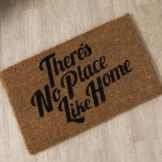 contemporary doormats by bodlon.com