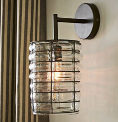 contemporary wall sconces by West Elm