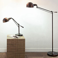 Traditional Table Lamps by GAIAM