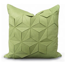 contemporary pillows by White Nest
