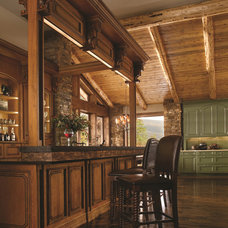 Traditional Kitchen Cabinets by JW Kitchens - Design for a Lifetime