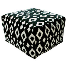 Eclectic Ottomans And Cubes by dormify