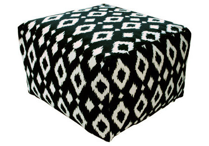 Eclectic Floor Pillows And Poufs by dormify