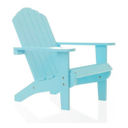 Laurent Doll - Laurent Doll Adirondack Chair - FDAC-BLU-01 - Shop for Chairs and Sofas from Hayneedle.com! Designed to fit your child's favorite 18-inch doll the Laurent Doll Adirondack Chair is a beautiful replica of the classic Adirondack Chair. Featuring a contoured seat wide arm rests and a vertically slatted back this gorgeous chair is perfect for your little one's doll to relax in after a long day. Crafted from wood this Adirondack Chair is available in your choice of colors.About Laurent DollLaurent Doll was started in 2009 by Kathy Cahill and her son Scott and founded on the principal of creating high quality design and manufacturing to fit a wide range of 18-inch dolls. Crafted from quality hardwoods Laurent Doll offers an exceptional collection of doll furniture linens and accessories.