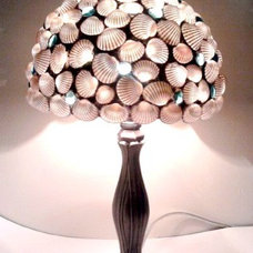 Table Lamps by East Village Artisans