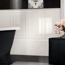 Contemporary Tile by Designer Tile Plus