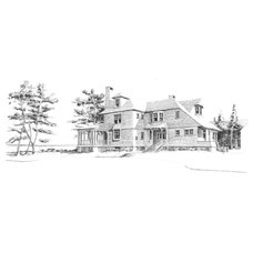 Traditional Rendering by Whitten Architects
