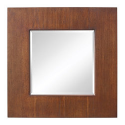 Murray Feiss - Murray Feiss Healy Transitional Square Mirror X-IAHC4711RM - Murray Feiss Healy Transitional Square Mirror X-IAHC4711RM
