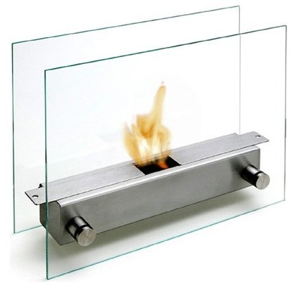 Modern Indoor Fireplaces by Ameico