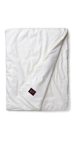 Raeshmi by Silk Story - Silk-Filled PillowMate, King - Silk-filled pillows are luxurious and healthful but lose loft as the fill flattens with use. Overstuffing helps, but significantly (and needlessly, we think) adds to the cost of the pillow.