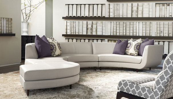 Modern Sectional Sofas by Theodores