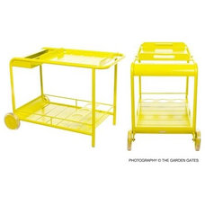 Contemporary Outdoor Serving Carts by TheGardenGates.com