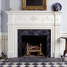 Traditional Fireplace Mantels by Decorators Supply Corp