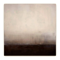 Untitled 32714, large minimalism abstract painting, by Victoria Kloch - Title: Untitled 32714 - original painting by Victoria Kloch