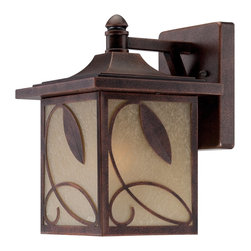 "Designers Fountain - Designers Fountain Devonwood 9"" Transitional Outdoor Wall Sconce X-CF-13222 - Designers Fountain Devonwood 9"" Transitional Outdoor Wall Sconce X-CF-13222"