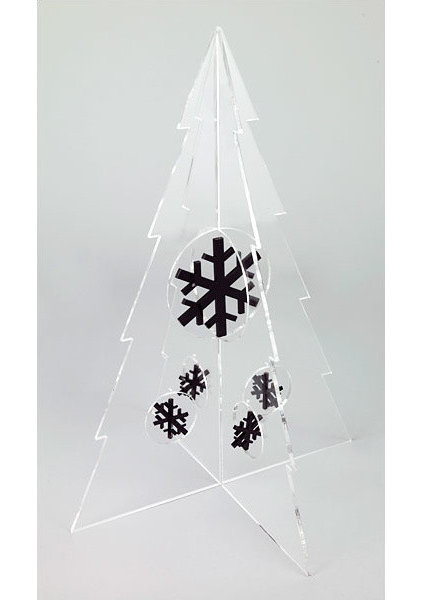 Modern Holiday Accents And Figurines by The Modern Christmas Tree