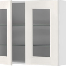 modern kitchen cabinets by IKEA