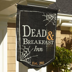 Dead & Breakfast Inn Flag