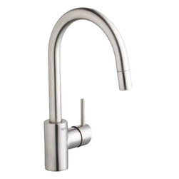 Grohe - Grohe 32665DC1 Supersteel Infinity Concetto One Handle Pullout Kitchen Faucet - Grohe 32665Dc1 Supersteel Infinity Concetto one handle Pullout Kitchen Faucet