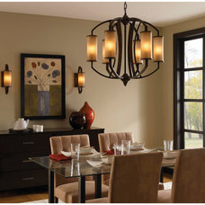 Traditional Lighting by Feiss - Monte Carlo
