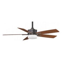 "Landan 60"" Ceiling Fan With Led Light Kit Lighting: Find ..."
