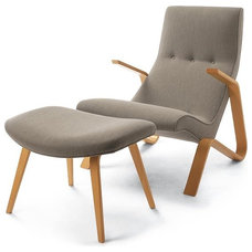 contemporary armchairs by UPinteriors
