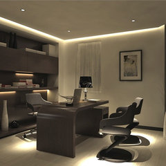 modern home office by Limitless