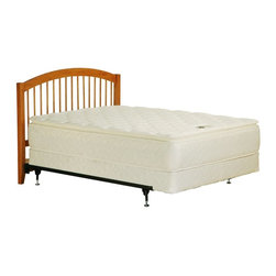 Atlantic Furniture - Windsor Headboard - P-94855-KD - Shop for Headboards and Footboards from Hayneedle.com! You'll love the simple styling and graceful elegance of the solid hardwood Windsor Headboard. Headboard Dimensions Twin: 42.5L x 42.75H inches Full: 56.75L x 42.75H inches Queen: 63.5L x 47.25H inches King: 79.75L x 47.25H inches The Benefits of Eco-Friendly RubberwoodPrized as an environmentally friendly wood rubberwood makes use of trees that have been cut down at the end of their latex-producing life cycle. The trees are removed by hand and replaced with new seedlings. In the past felled rubber trees were either burned on the spot or used as fuel for locomotive engines brick firing or latex curing. Now the wood is used in the manufacture of high-end furniture. It is valued for its dense grain stability attractive color and acceptance of different finishes. Atlantic's Unique Five-Step Finishing ProcessEach product in the entire line is finished with a high-build five-step finishing process. After a thorough sanding a wipe-on sealer is applied followed by a tinted sealer to even the grain and color of the wood. Additional sanding prepares the surface for the first base color coat more sanding and a second base color coat. After a final sanding the finish coat is applied. This process produces a beautiful and durable finish that will last for years. About Atlantic FurnitureFounded in 1983 as Watercraft Inc. Atlantic Furniture started as a manufacturer of pine waterbed frames. Since then the Springfield Mass.-based company has expanded to Fontana Calif. The company has moved away from the use of pine and now specializes in imported furniture made of the wood of rubber trees.