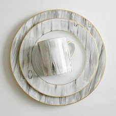 Contemporary Dinner Plates by Michael Devine
