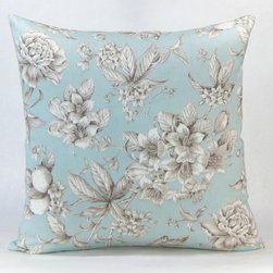 French Country Throw Pillow -